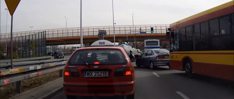 Најлошите возачи во Полска! / ВИДЕО