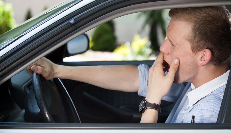 Вибрациите во автомобилот се виновни за поспаност на возачите!