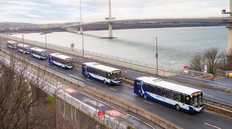 Во Шкотска ќе се тестира првиот автобус во светот без возач
