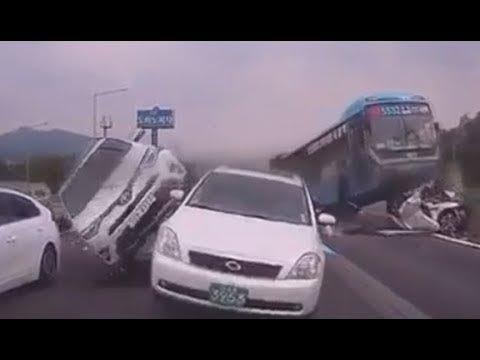 Лудило на руските патишта КАРАМБОЛ / ВИДЕО
