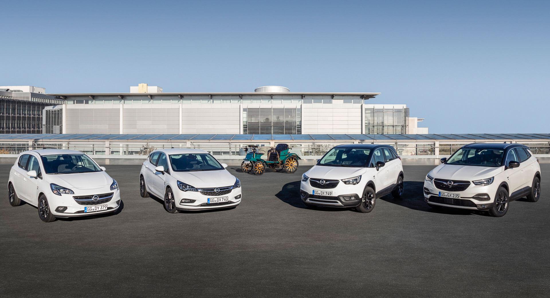 Моделите на Opel добиваат електрични и plug-in хибрид верзии