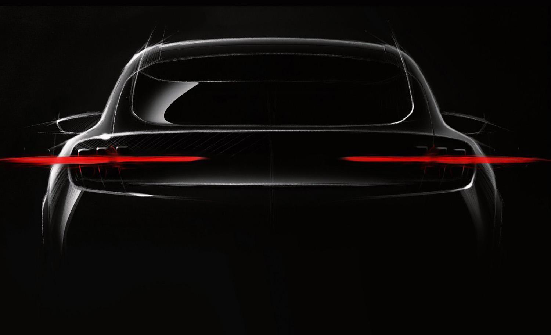 Електричниот Mustang SUV се поблиску – Ford го заштити името Мах Е