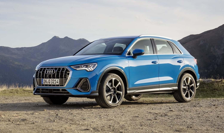Audi го сменил дизајнот поради жените