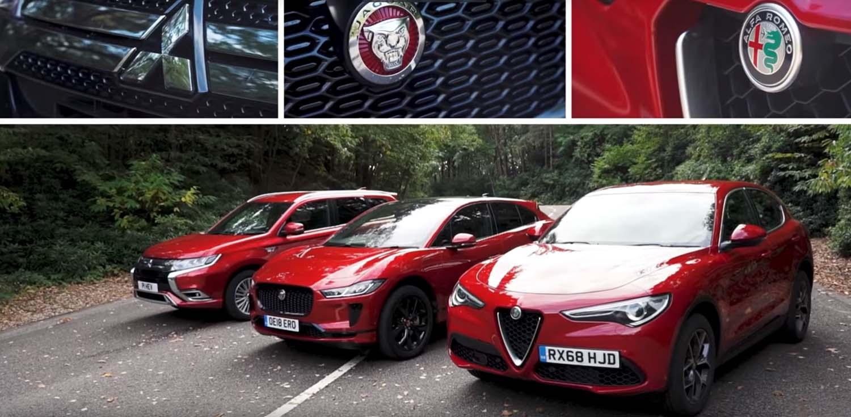 Што е подобро кога се купува SUV модел, бензин, plug-in хибрид или EV? / ВИДЕО