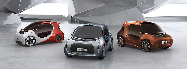 Германците и Кинезите заеднички развиваат мали урбани електрични автомобили