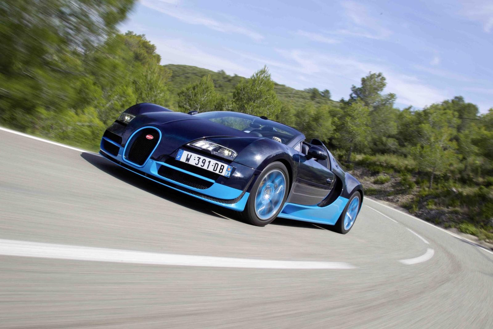Колку чинат деловите за Bugatti Veyron?