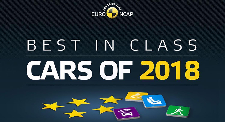 Euro NCAP ги прогласи најбезбедните автомобили за оваа година / ВИДЕО
