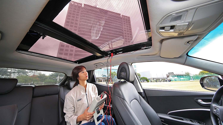 Соларниот покрив на Hyundai влегува во сериско производство во три категории
