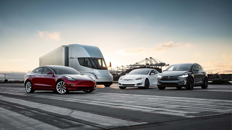 Никој како Tesla!