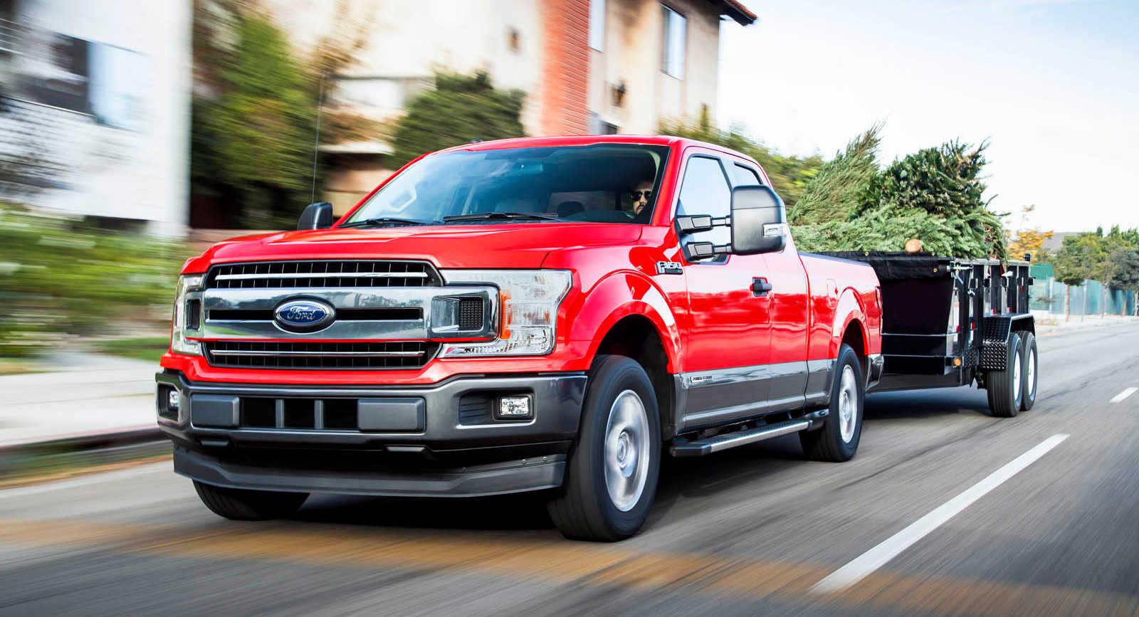 Најпродаваното возило во САД добива електричен погон