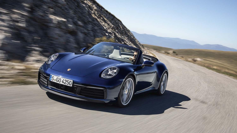 Porsche 911 ja доби новата кабрио варијанта / ФОТО+ВИДЕО