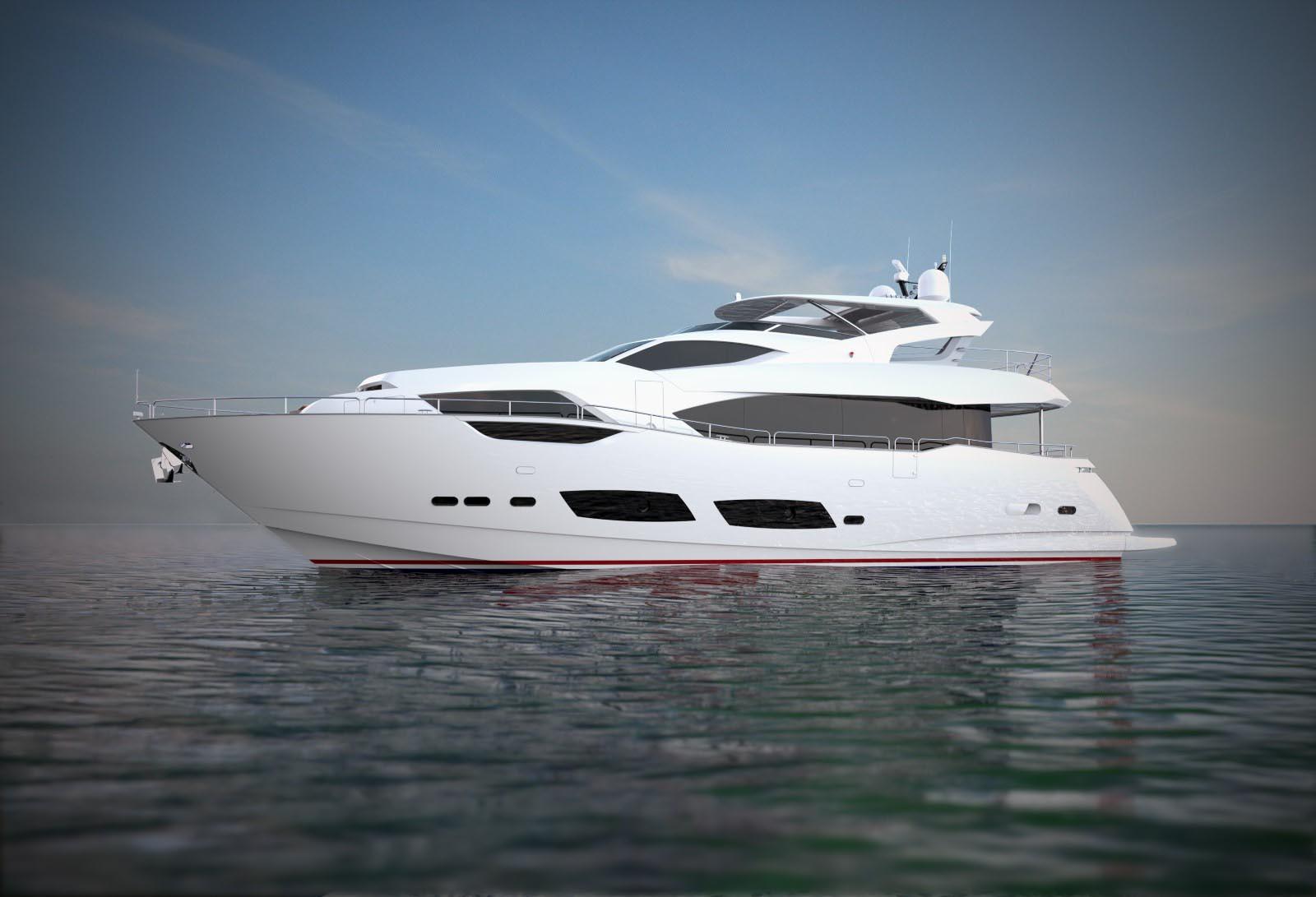 Технолошки напредна хибридна јахта од Sunseeker и Rolls-Royce