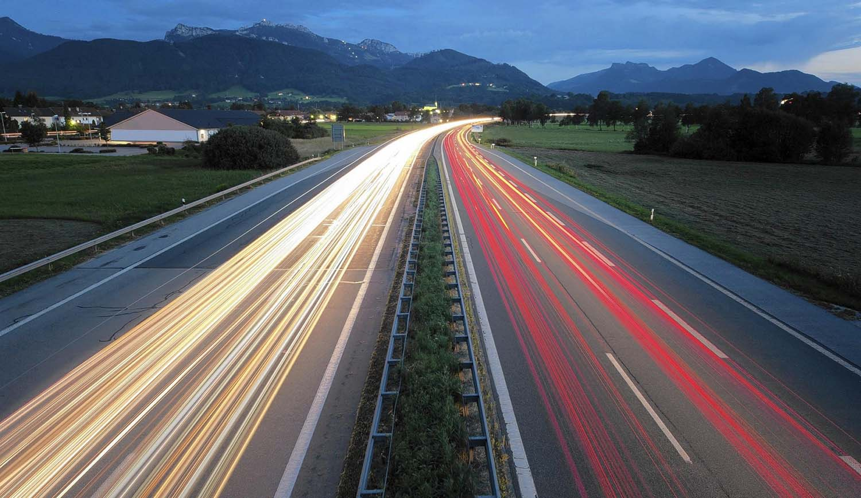 Контрола на просечната брзина и во Германија