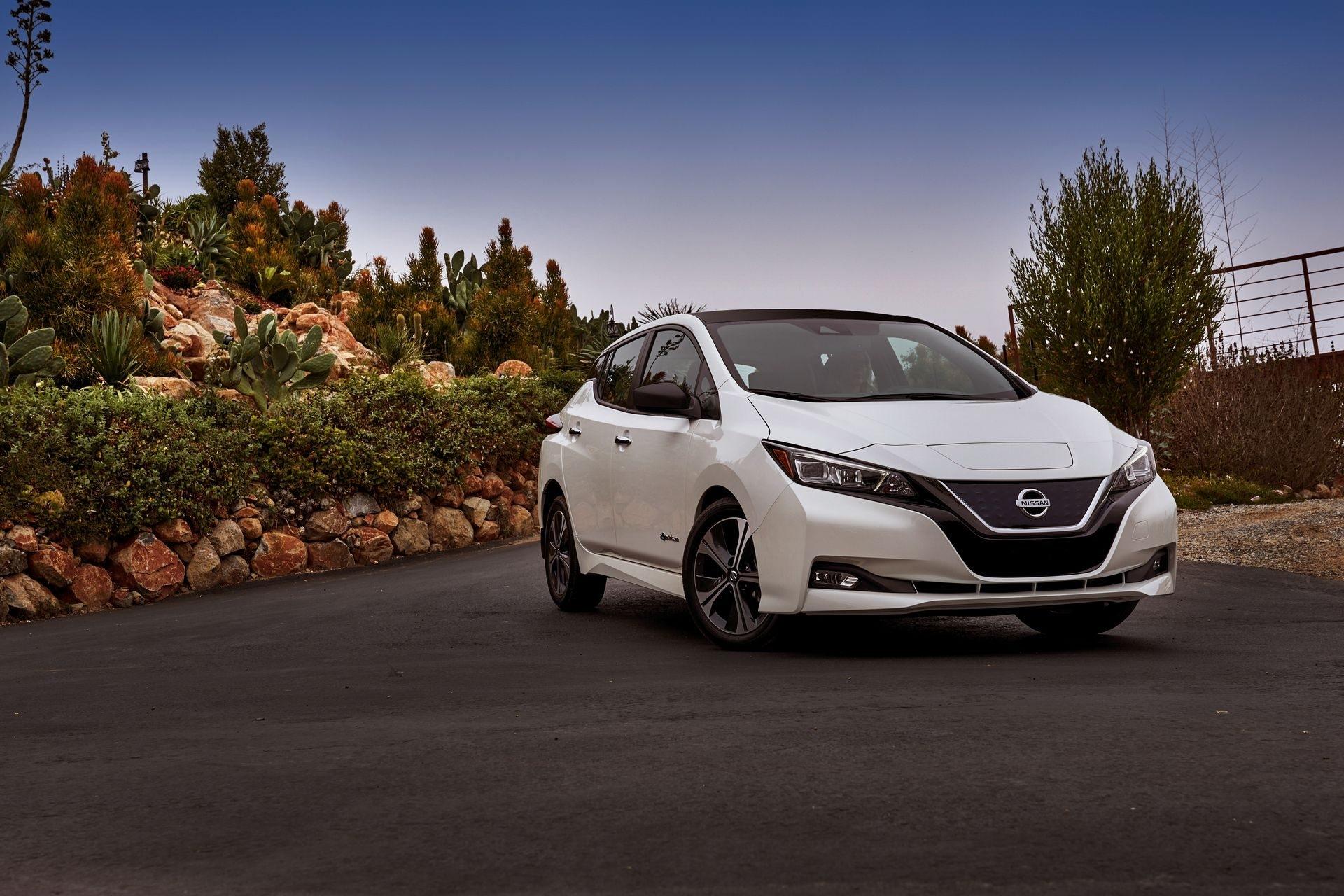 Nissan Leaf е сеуште најпопуларниот електричен автомобил во Европа