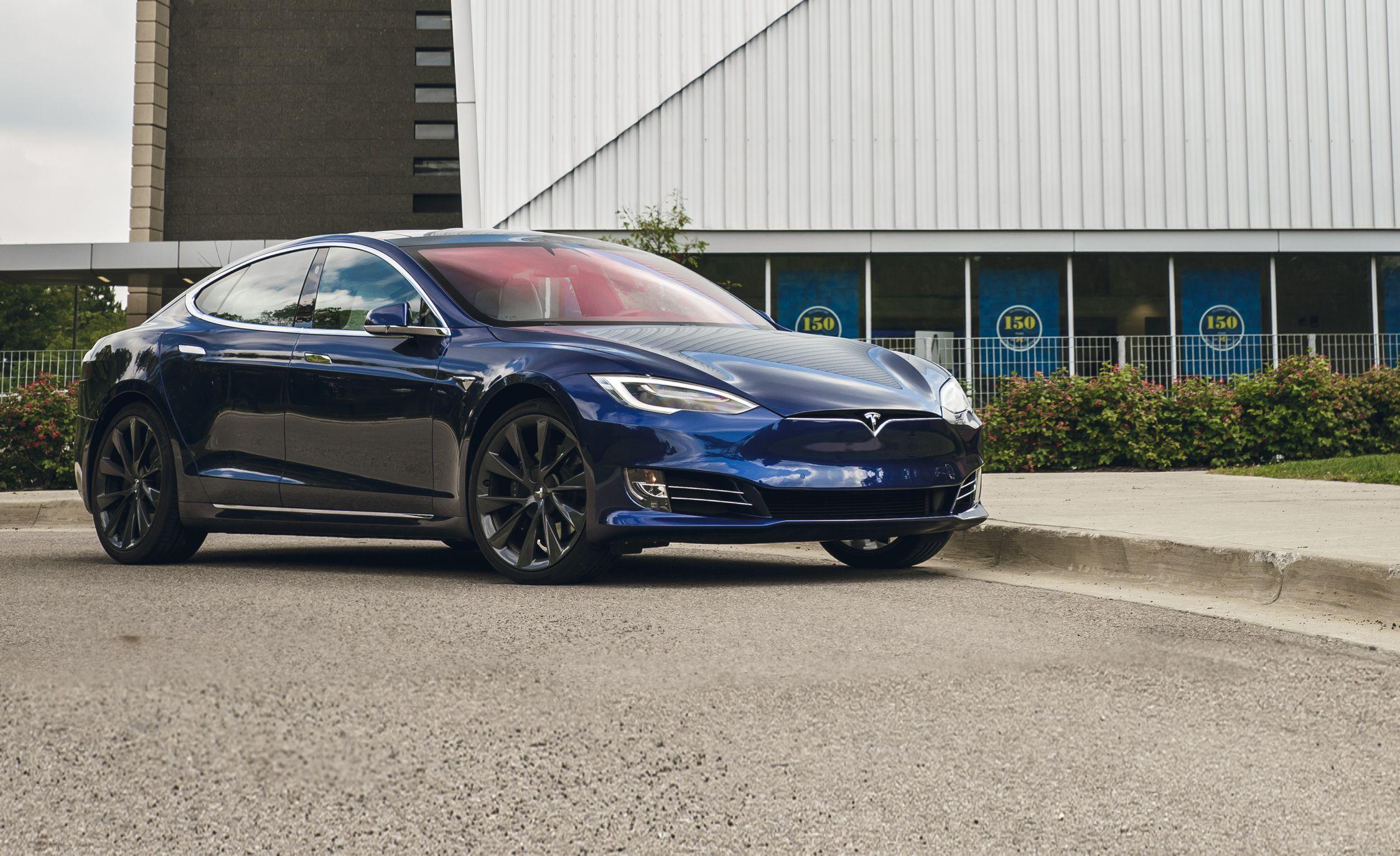 Tesla Model S е првиот електричен автомобил со автономија од над 640 километри