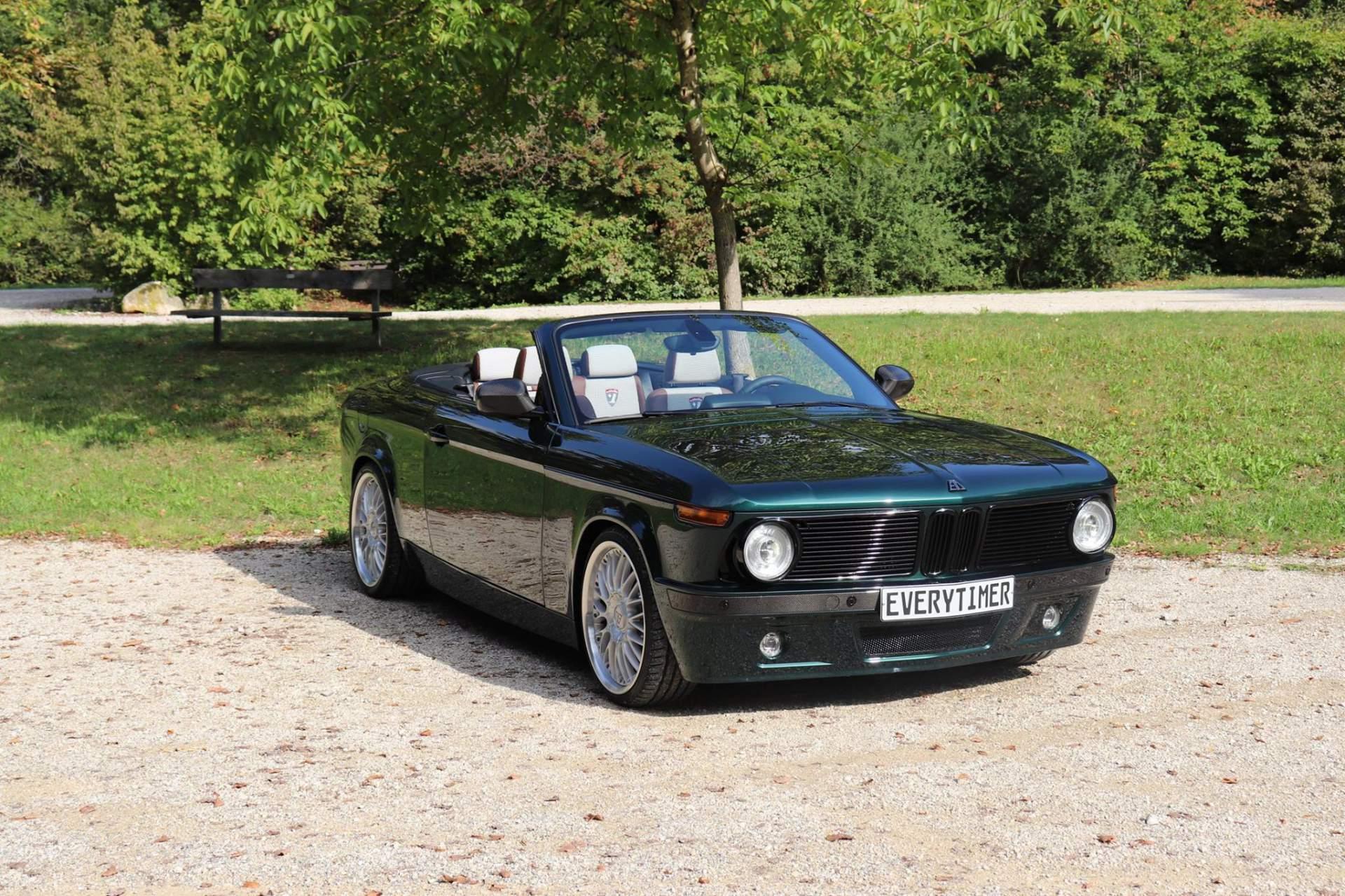 Ретро преработка: од Серија 1 до легендарната BMW 2002 / ВИДЕО
