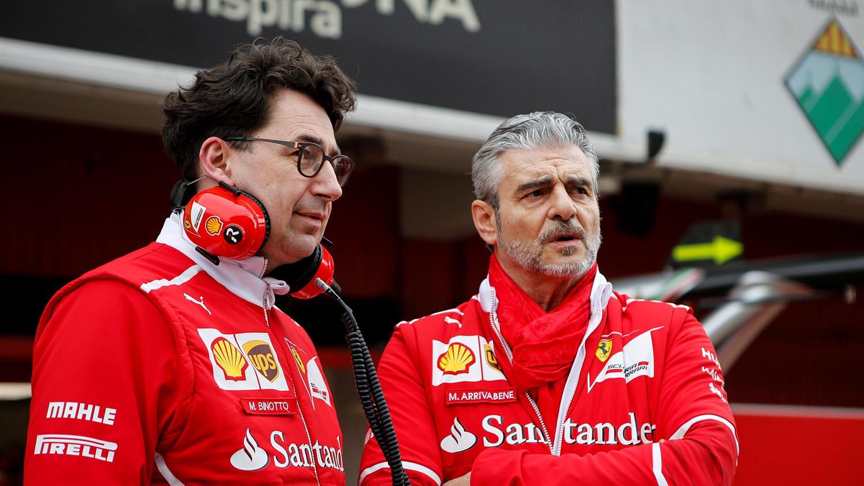 Потврдено: Биното на местото на Аривабене во Ferrari!