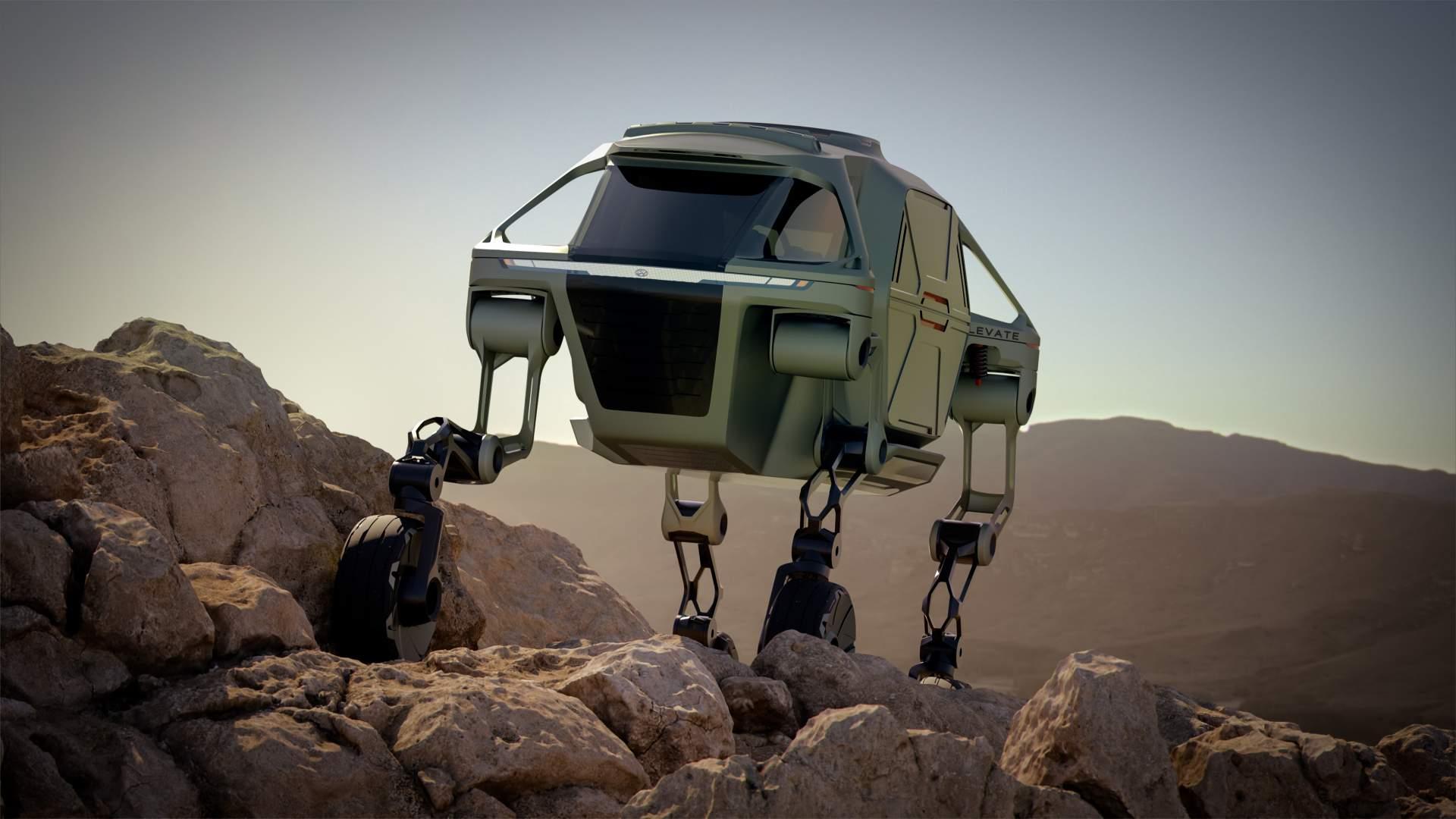 """Револуција на тркала: автомобил кој """"оди"""" од Hyundai"""