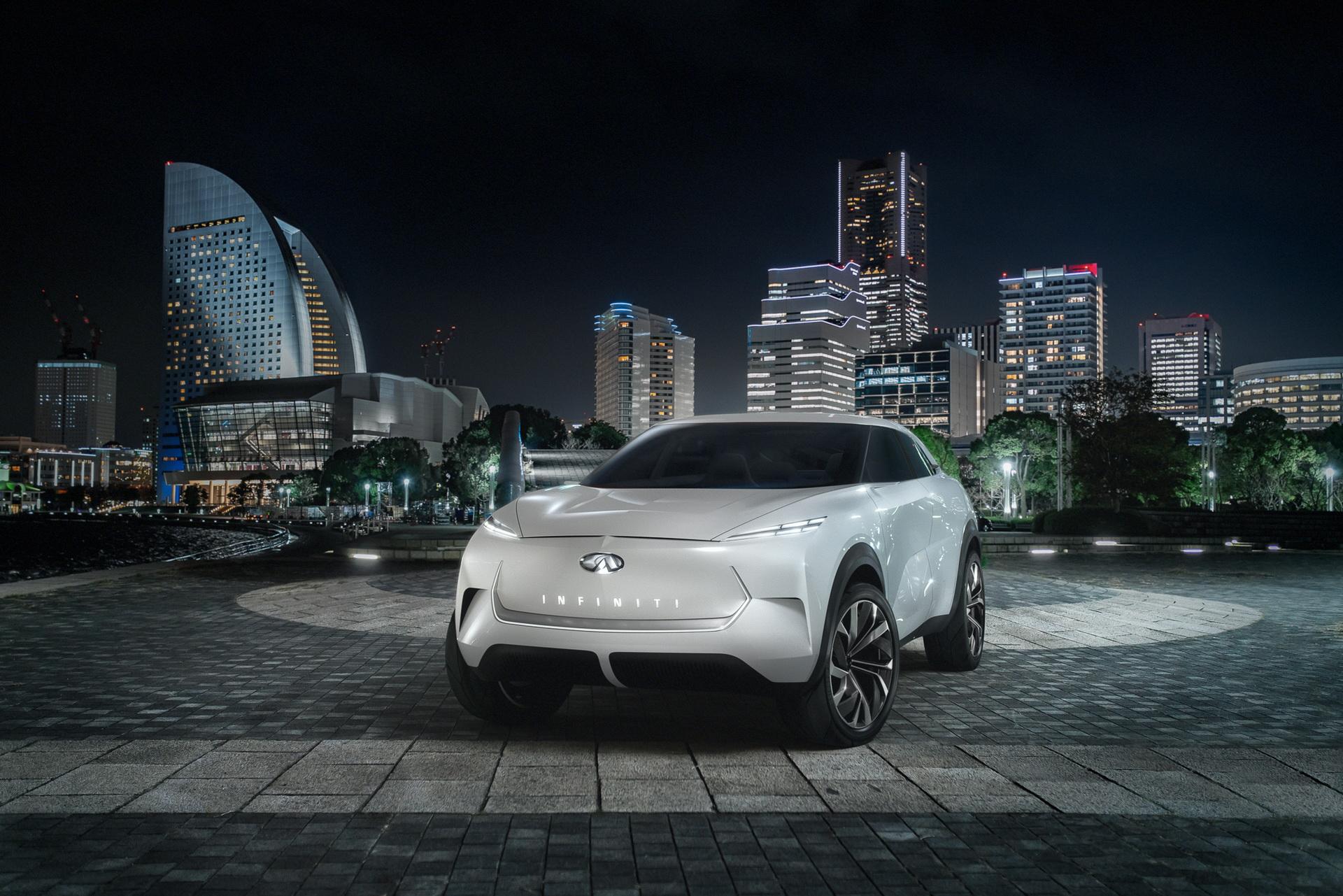 "Infiniti QX Inspiration – EV SUV со ""жестокo"" забрзување"