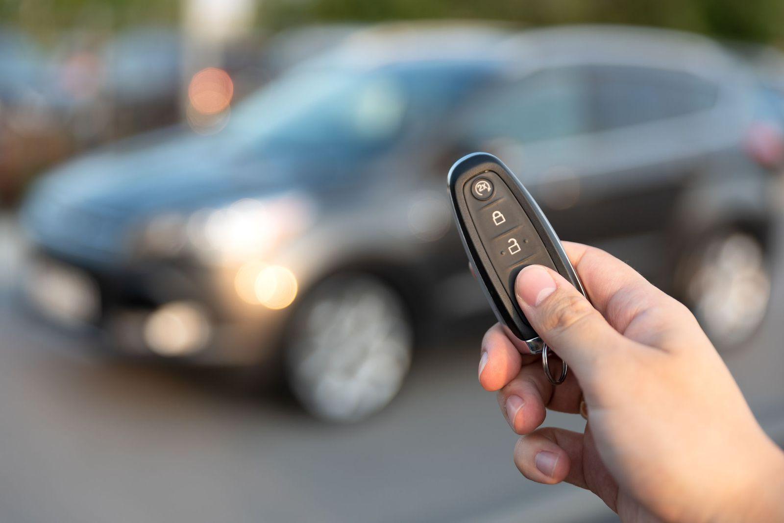 """Дали го отклучувате автомобилот """"без клуч""""? Можеби не треба / ВИДЕО"""