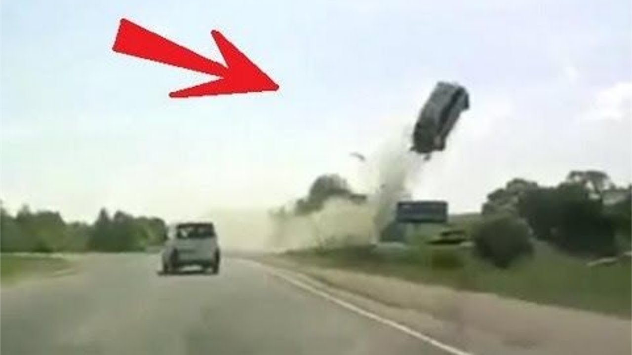 Неверојатни руски сообраќајки! КАРАМБОЛ / ВИДЕО