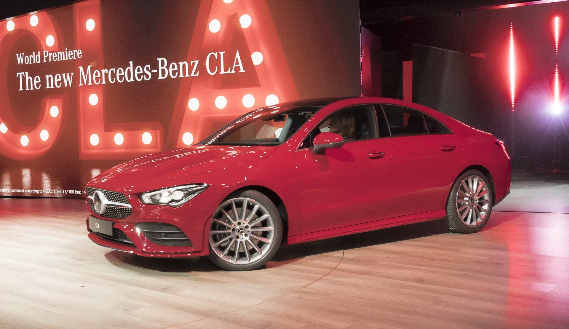 Новиот Mercedes CLA Coupe е повеќе бејби CLS, но и поспортски од кога било