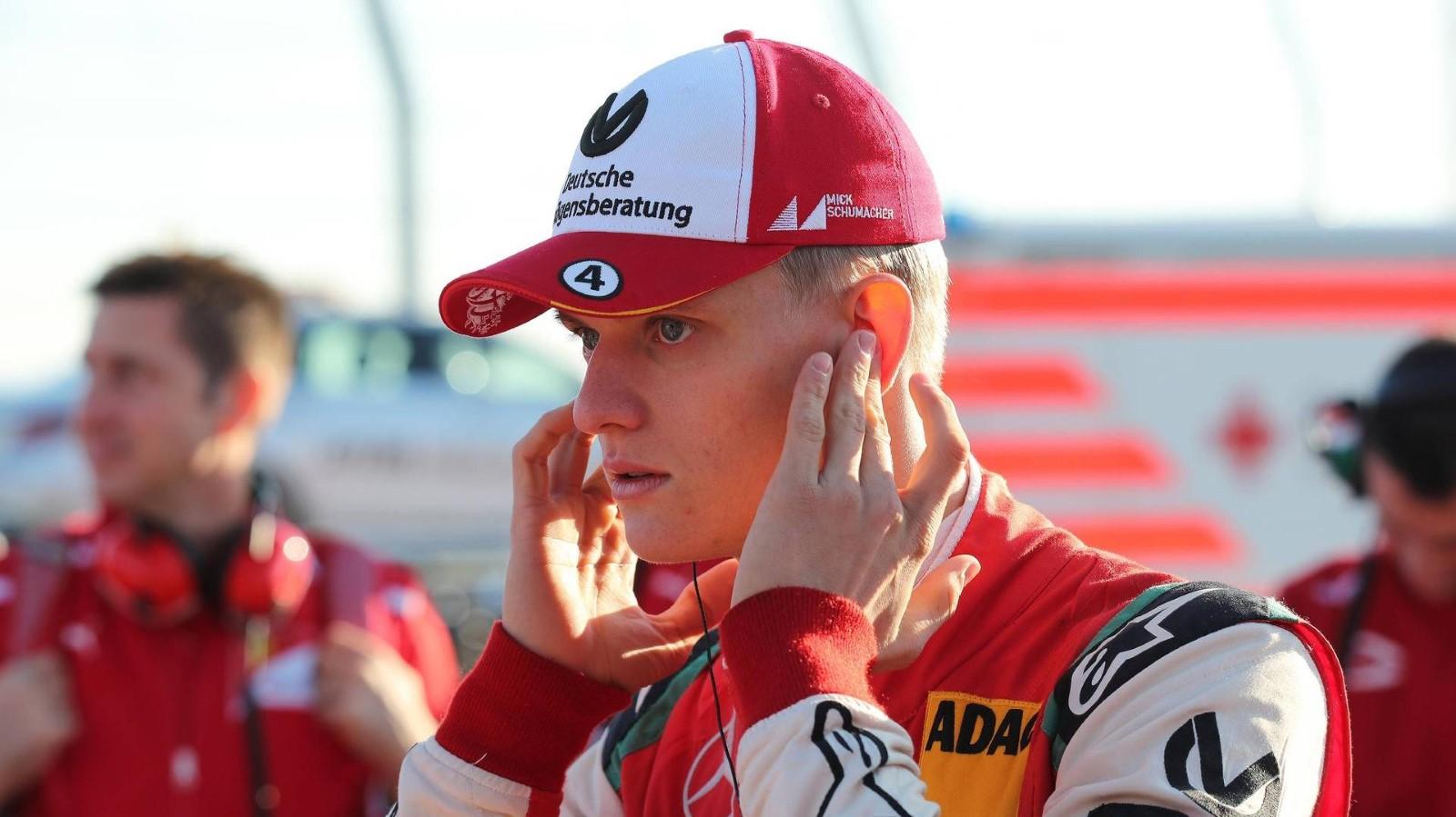 Мик Шумахер во Ferrari?!