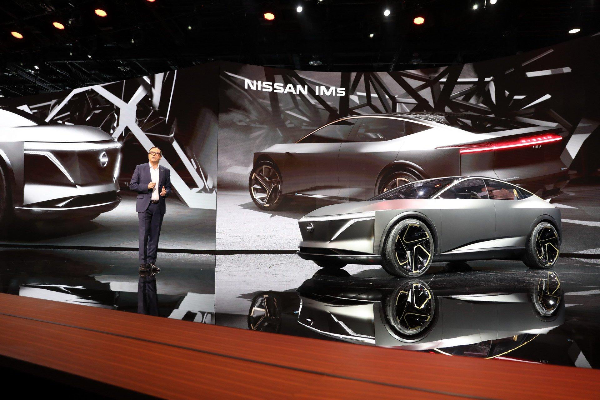 Nissan создаде нов сегмент – повишен спортски седан / ВИДЕО