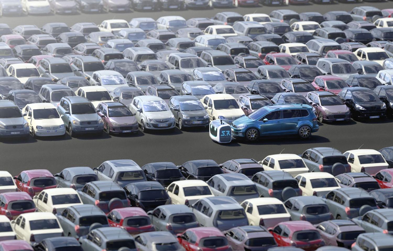 Робот ќе најде место и ќе го паркира вашиот автомобил / ВИДЕО