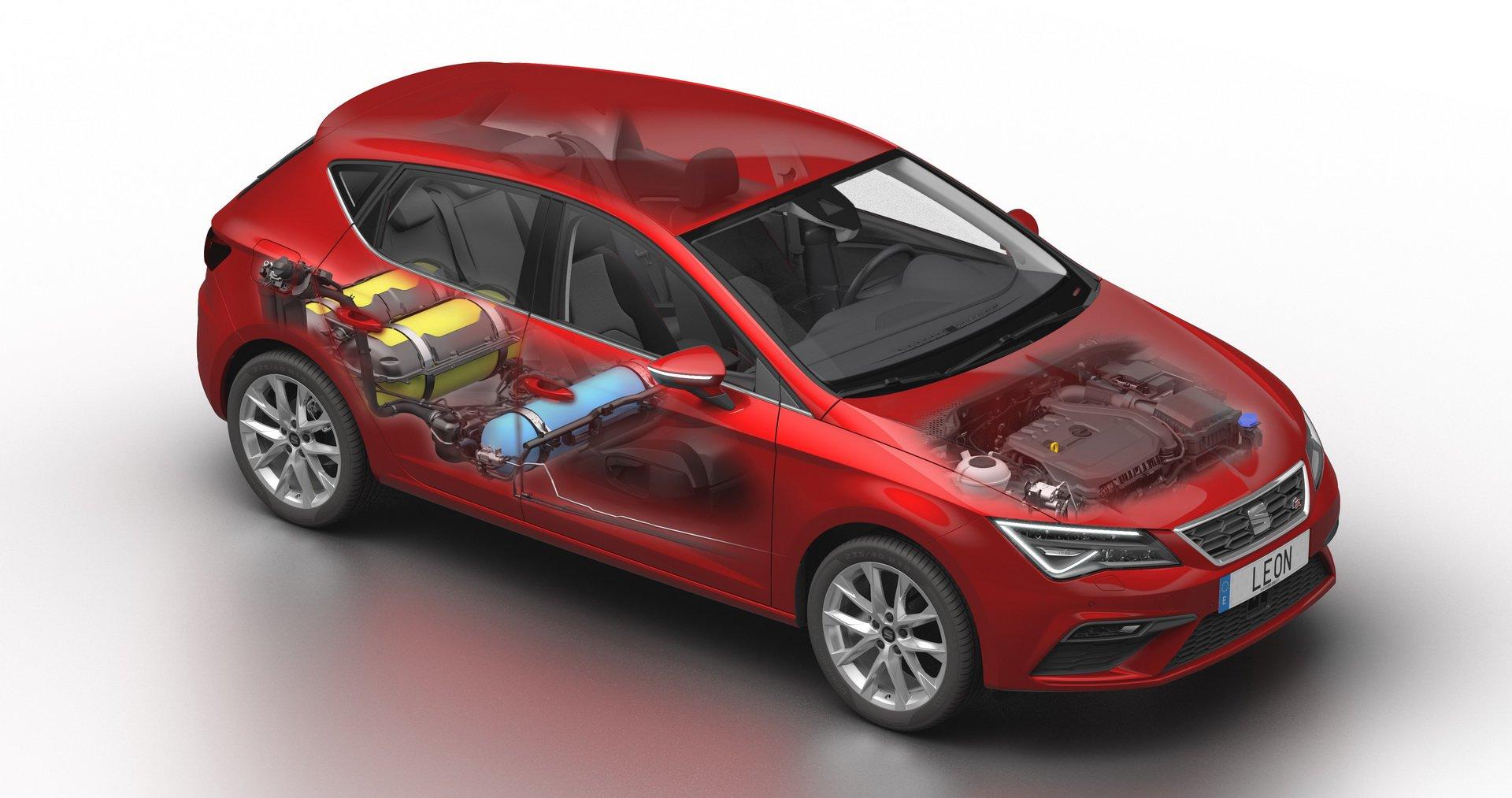 Seat Leon доби нов мотор на метан