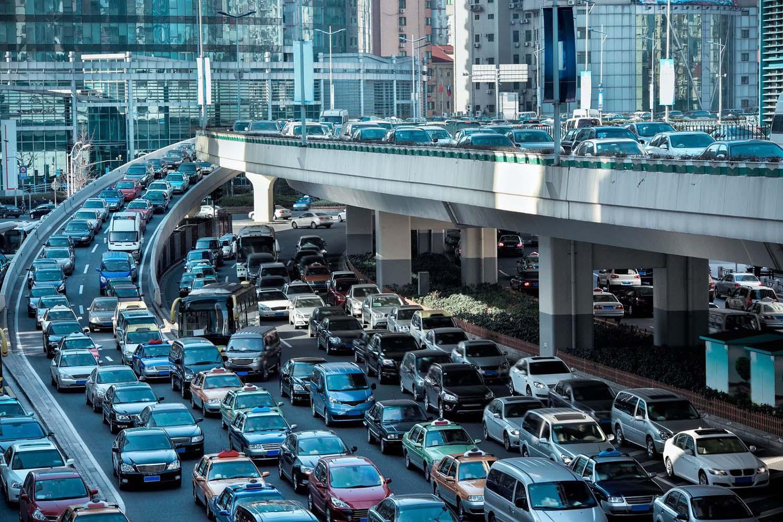 Кинезите знаат како да го намалат сообраќајниот метеж