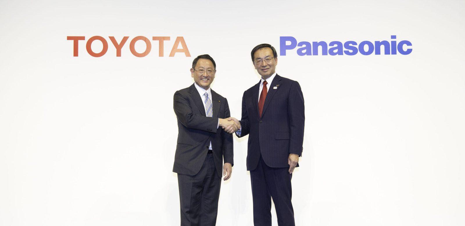 Toyota и Panasonic заеднички до нови батерии за електричните автомобили