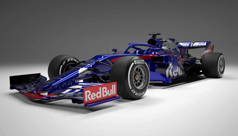 Toro Rosso е третиот F1 тим кој го претстави својот болид за новата сезона