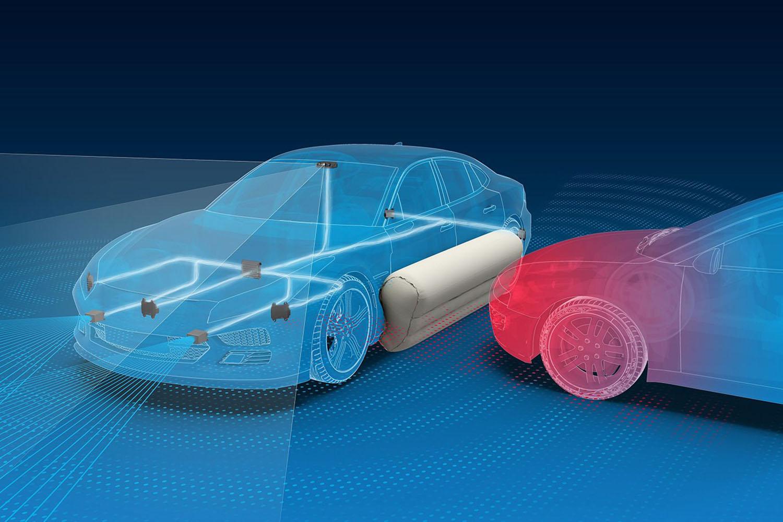 Автомобили со надворешни воздушни перничиња на патиштата до 2021 година
