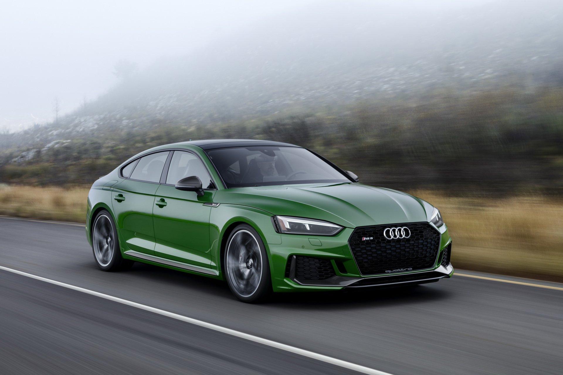 """Започна продажбата на """"зелениот ѕвер"""" на Audi"""
