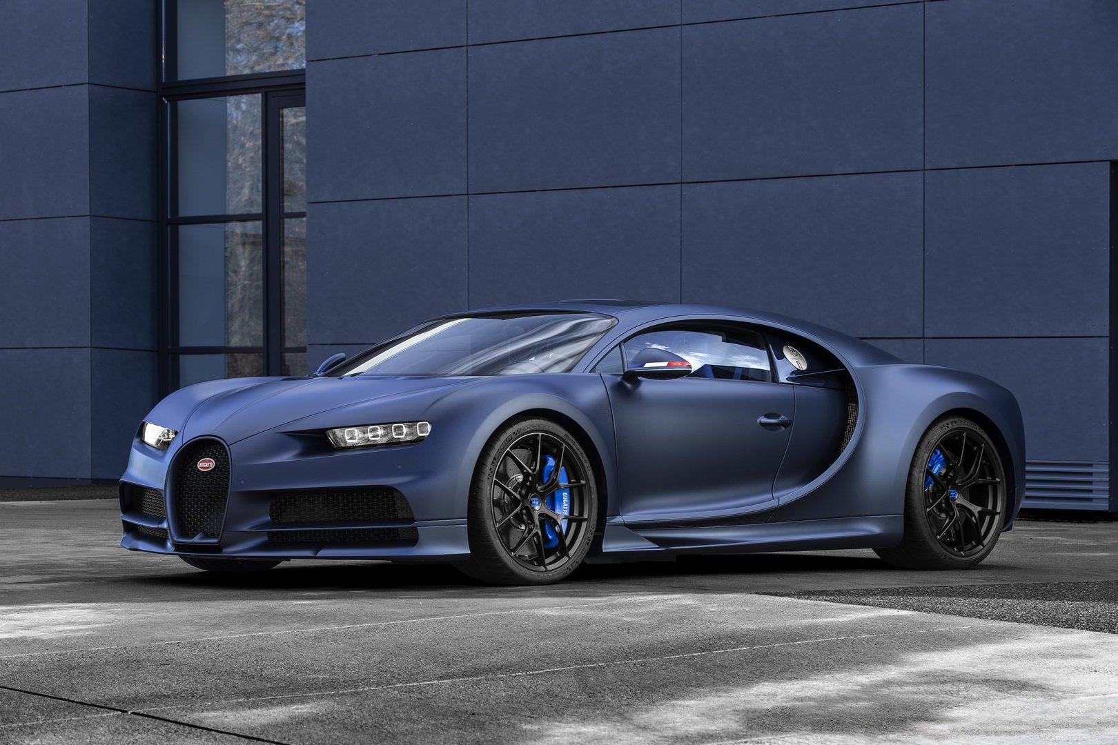 Bugatti го слави 110-от роденден со ново лимитирано издание