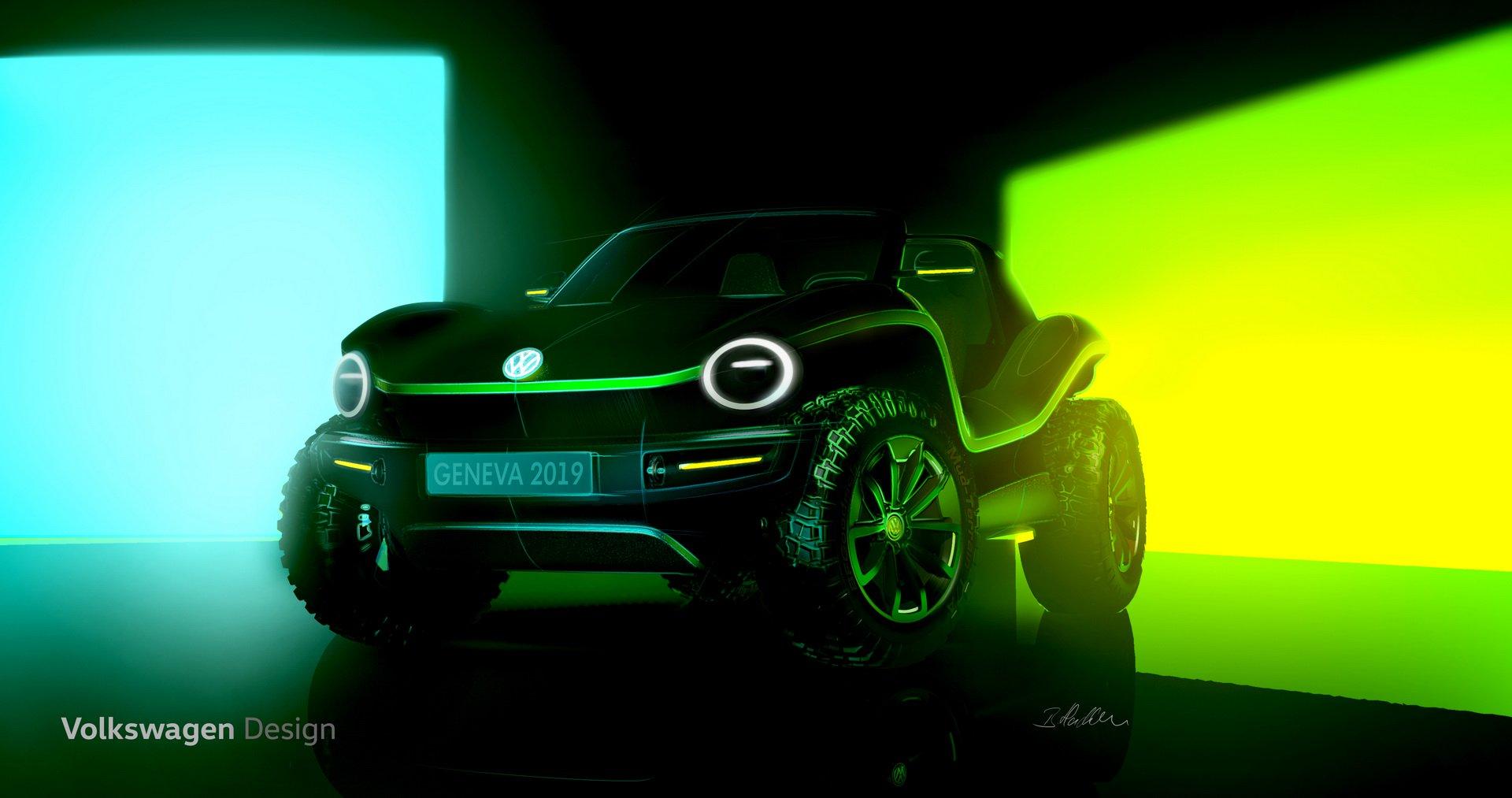 Враќање на пустинската легенда на Volkswagen