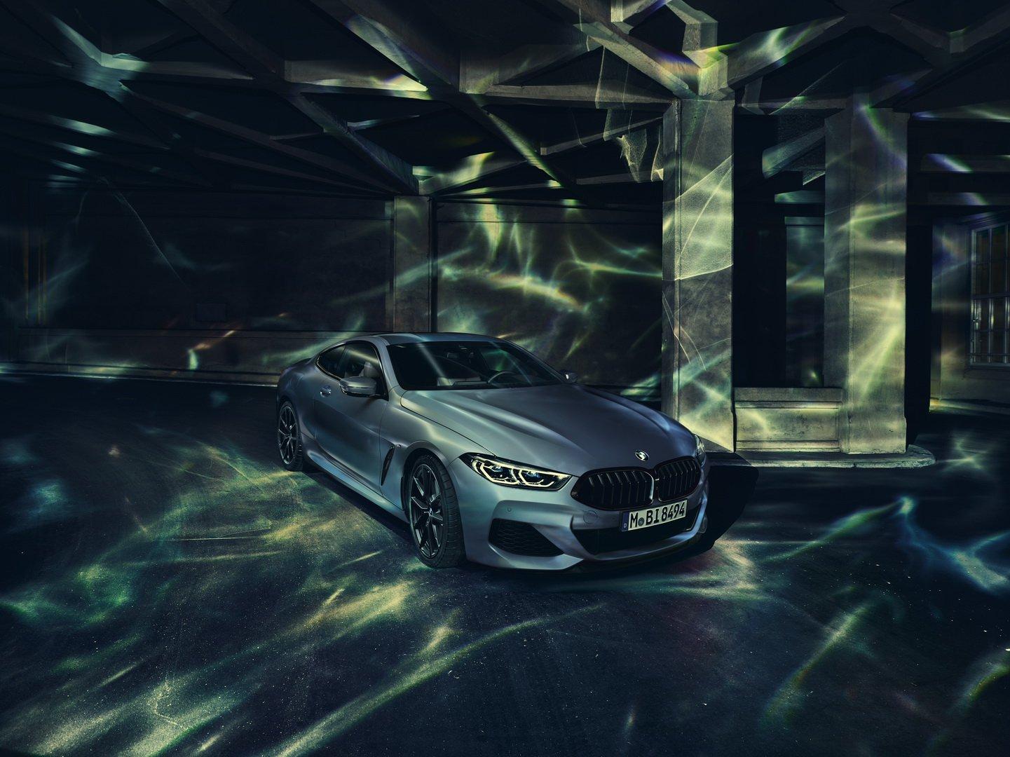 BMW M850i xDrive First Edition – попожелен здравје!