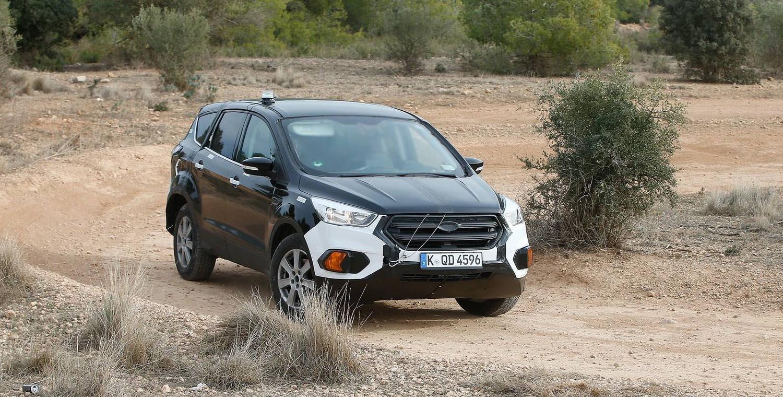 Освежување на европската SUV гама на Ford