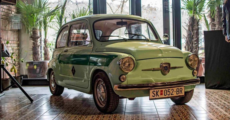 Претставен првиот македонски електричен автомобил