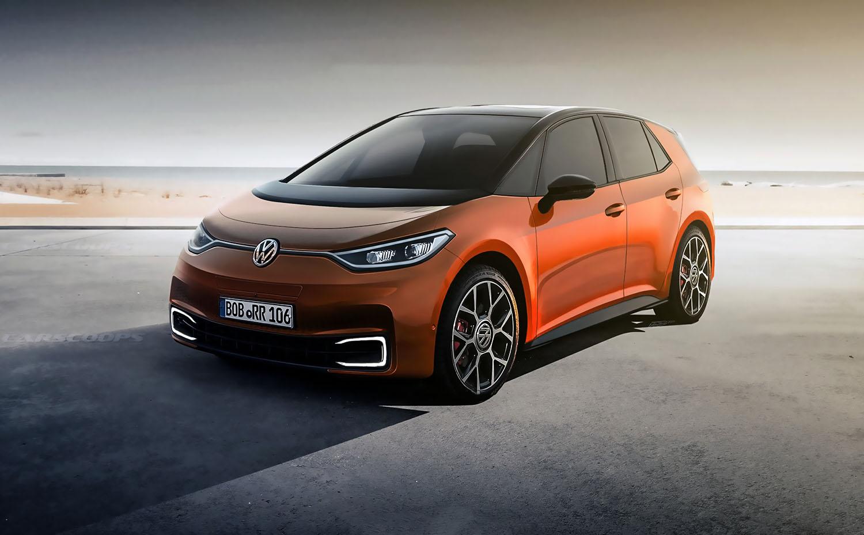 VW избра име за својот електричен хечбек?!