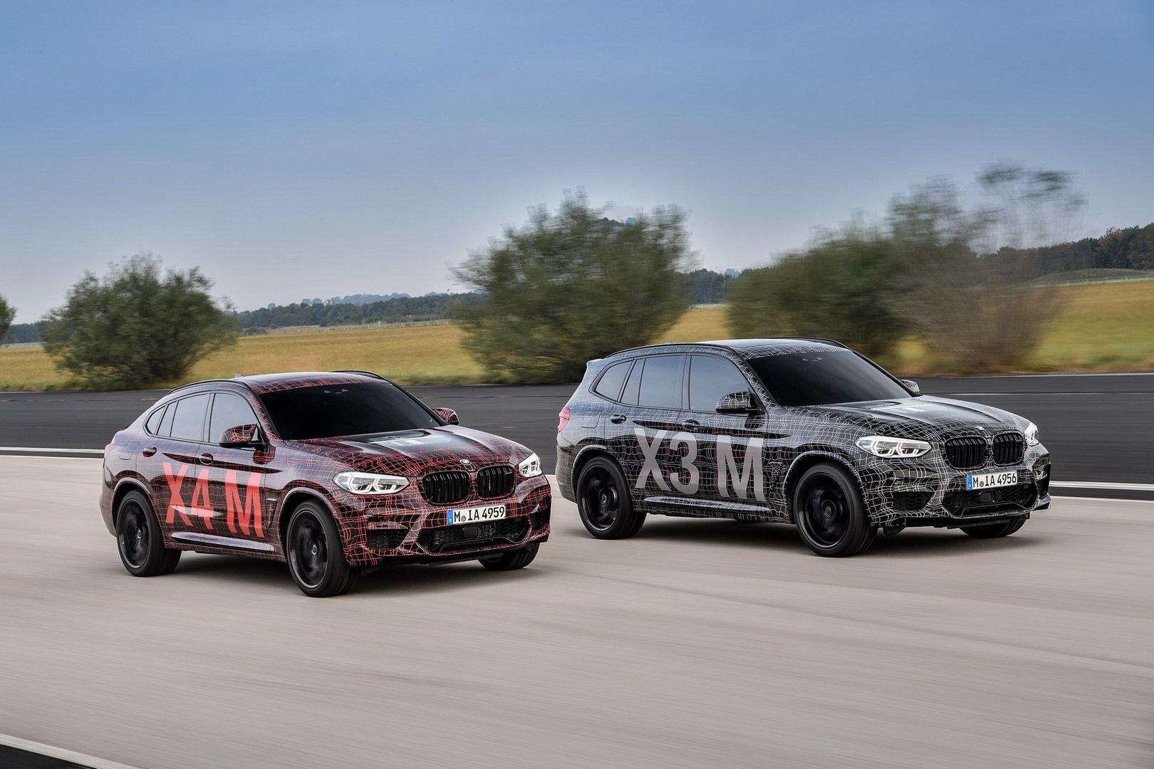 Многу наскоро – BMW X3 и X4 во М издание / ВИДЕО