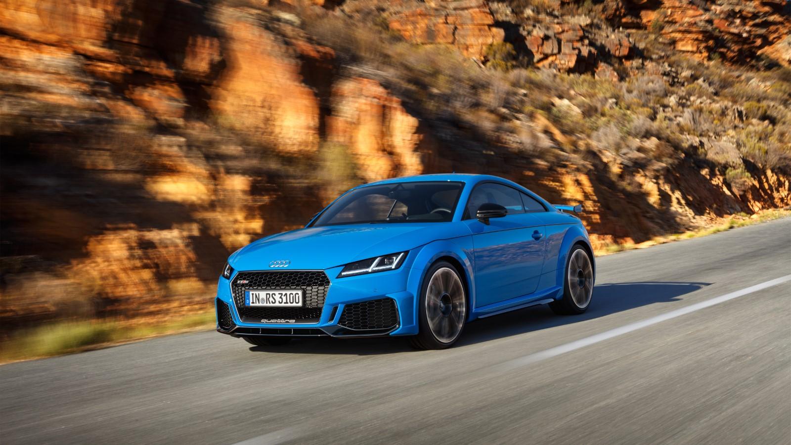 """""""Освежување"""" за Audi TT RS Coupe и Roadster за моделната 2019 / ФОТО ГАЛЕРИЈА"""