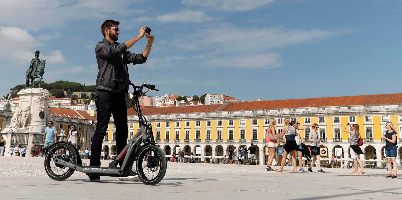 Новитет на пазарот: Електричен скутер од BMW