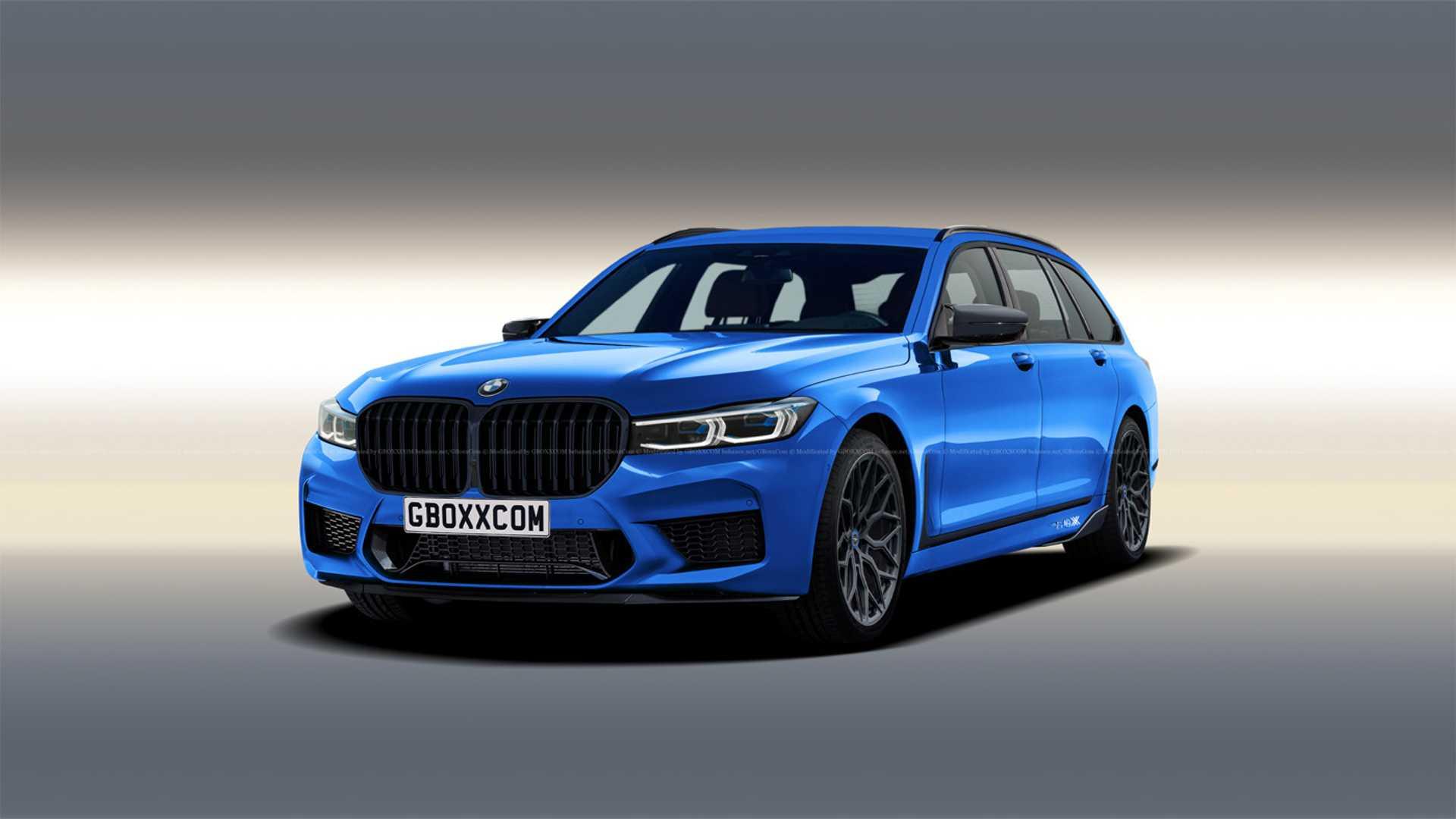 BMW M7 во караванско издание (за сега) само сон