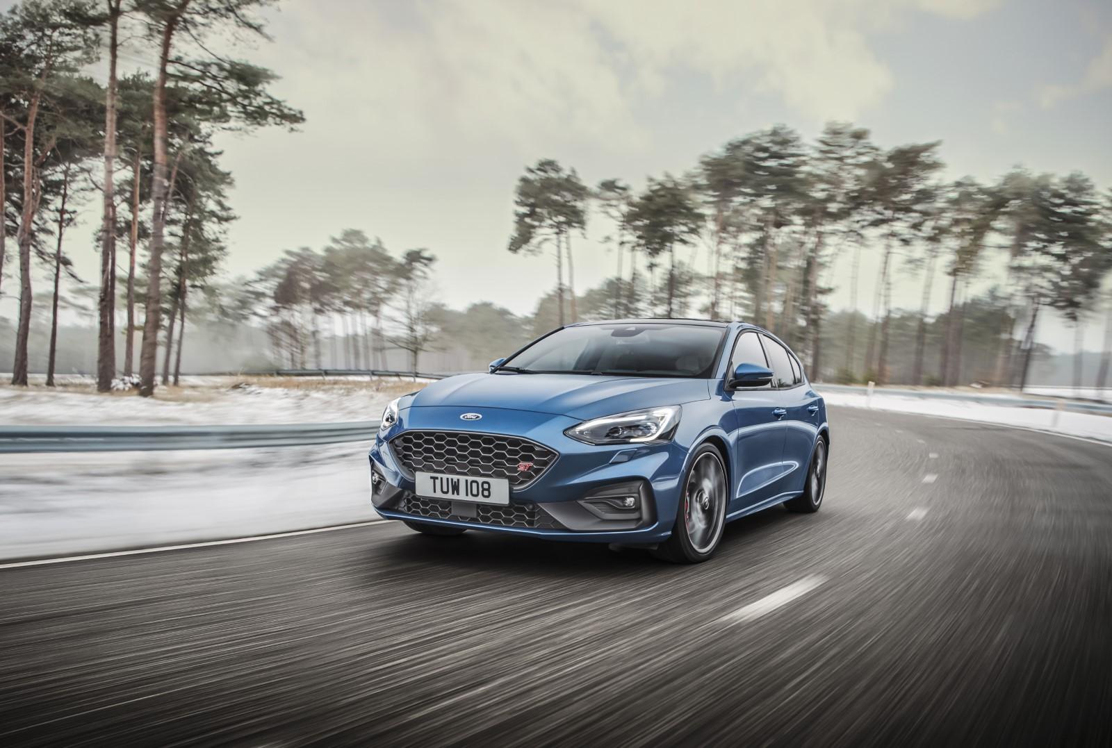 Премиера за новиот Ford Focus ST со 280 КС / ВИДЕО