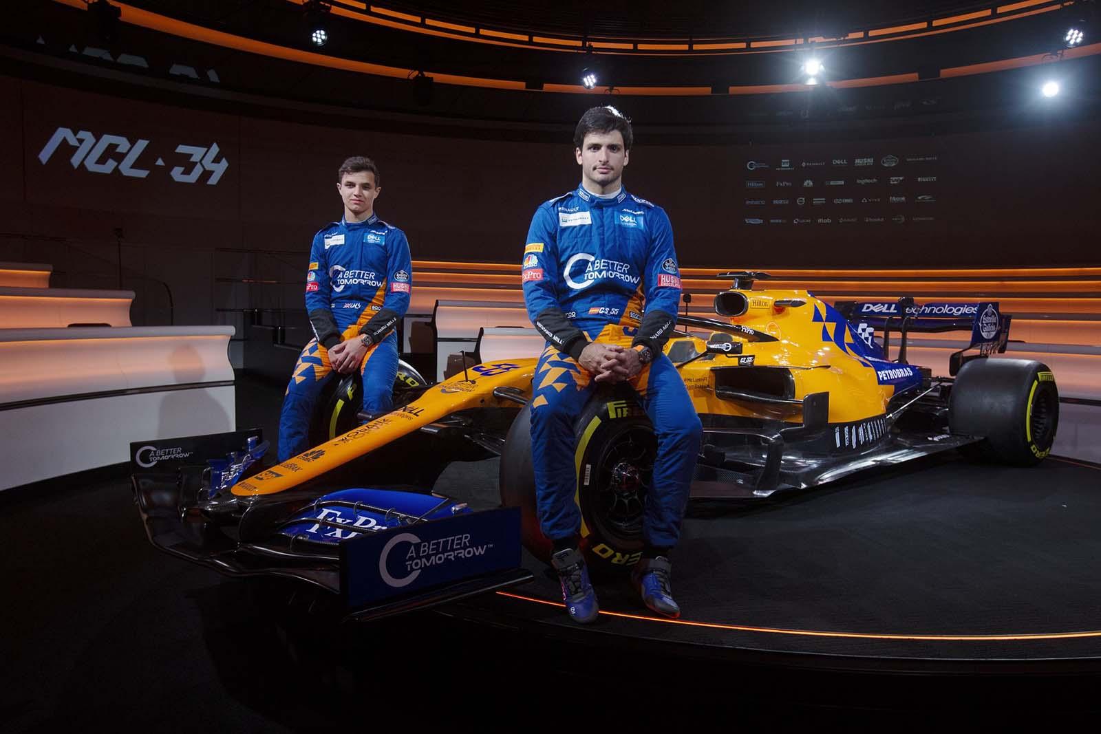 Дали McLaren има болид за враќање во врвот – претставен MCL34!