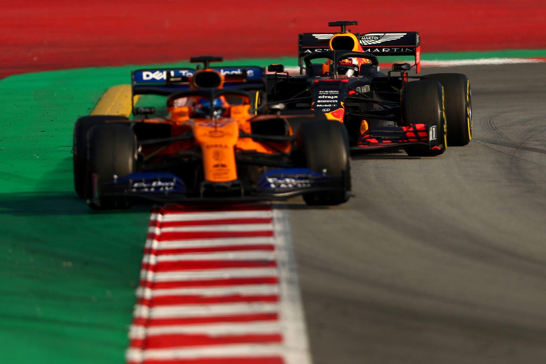 Втор ден од вториот зимски тест и повторно доминација на McLaren