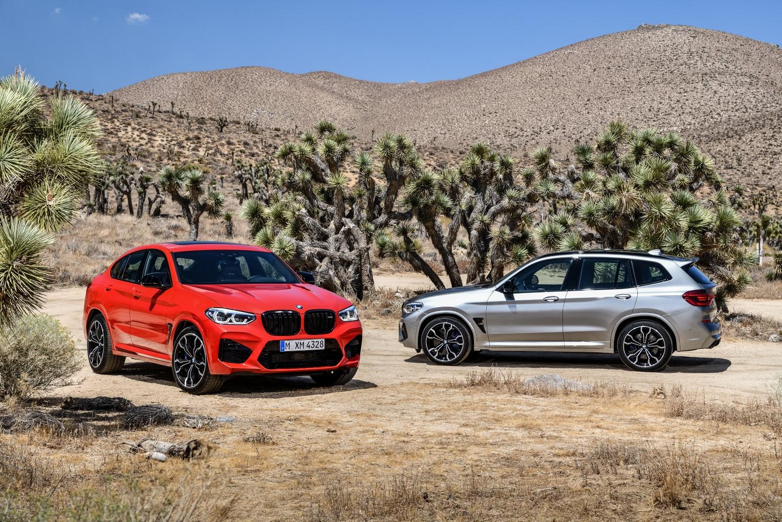 Официјално: BMW X3 M и X4 M / МЕГА ГАЛЕРИЈА+ВИДЕО