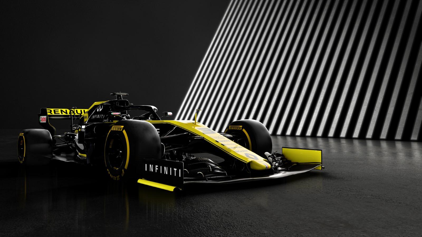 И Renault го претстави болидот за новата сезона
